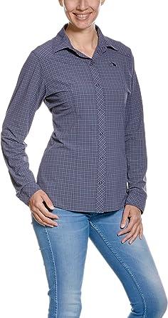 Tatonka Nilo Ws LS-Shirt Camisa Mujer : Amazon.es: Deportes ...