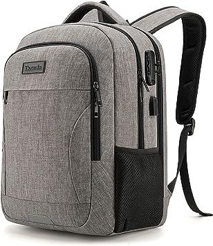 Anti theft USB Charging Backpack Travel Shoulder Bag Laptop Student Backpacks