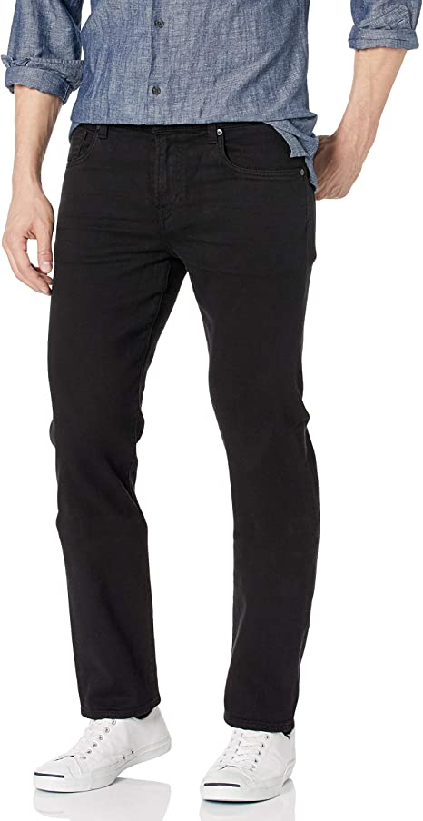7 for All Mankind Mens Slimmy Luxe Performance Slim Fit Jeans