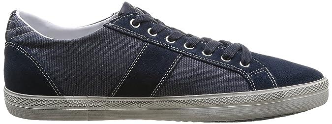 Geox U Smart D, Sneaker uomo Blu Bleu (Navy) 40