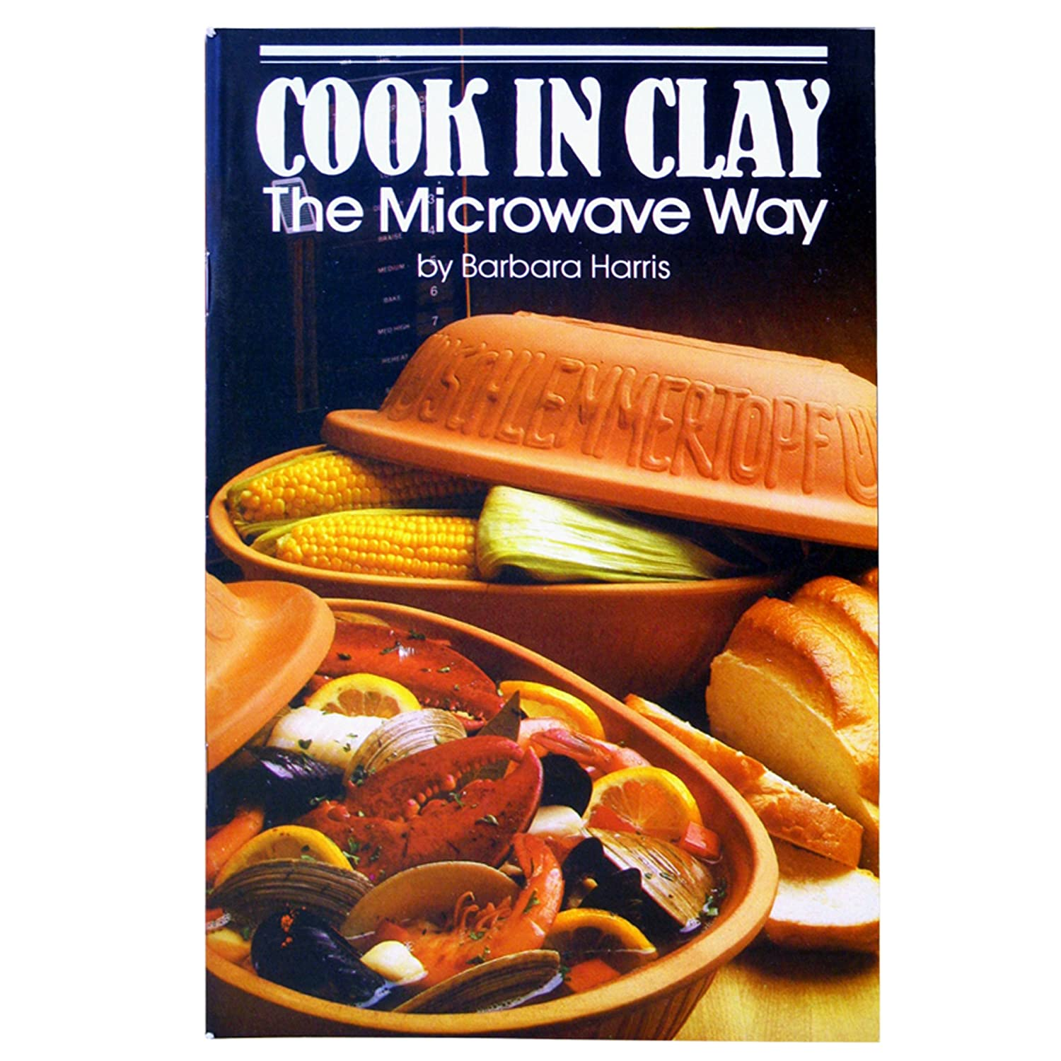 Reston Lloyd 802 Clay Cook en ondes Cookbook