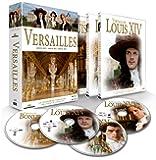Coffret versailles LOUIS XIV, LOUIS XV, LOUIS XVI + BONUS