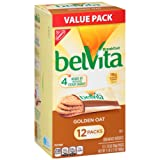 Belvita Breakfast Biscuits, Golden Oat, 1.76oz, 12 count