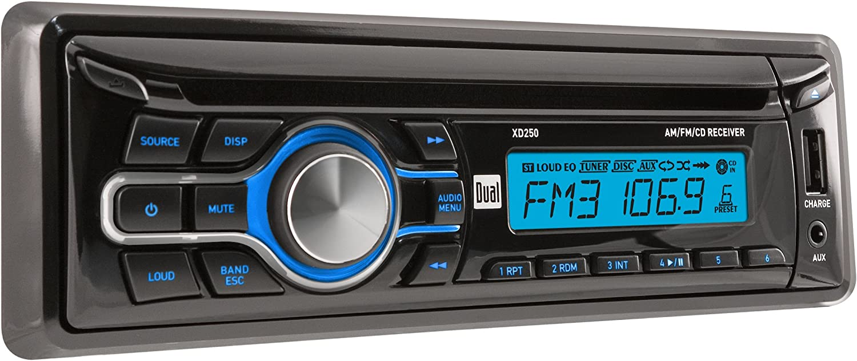 alpha-ene.co.jp Dual Electronics XD250 Multimedia Detachable LCD ...