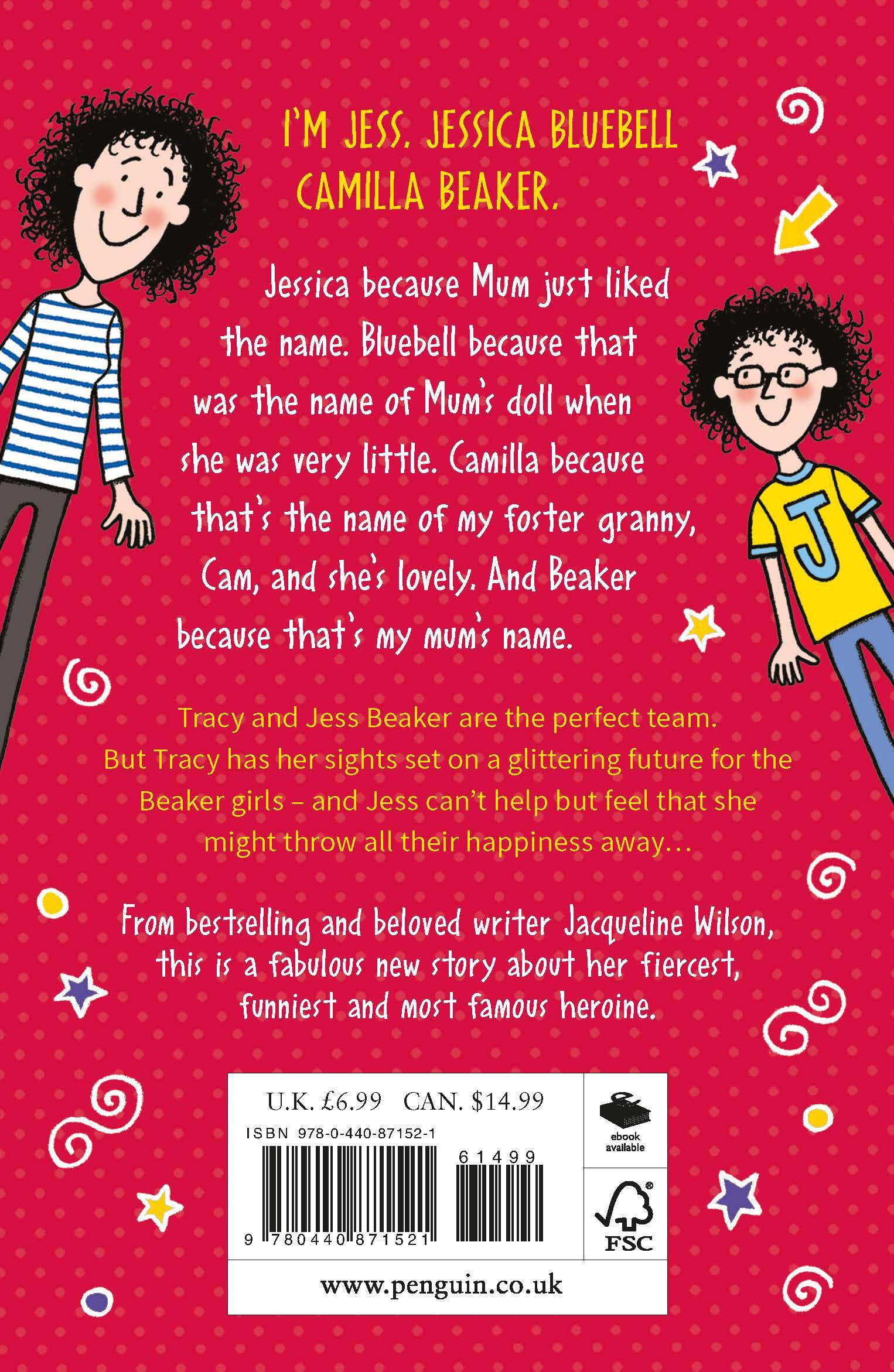 My Mum Tracy Beaker Jacqueline Wilson And Nick Sharratt 9780440871521 Amazon Com Books