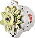 Powermaster Performance 47293 Alternator 12si 150 Amp 100 Idle 1V Pulley Natural Alternator