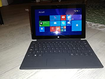 microsoft surface with windows rt 32gb tablet only amazon co uk