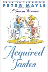 Acquired Tastes Paperback