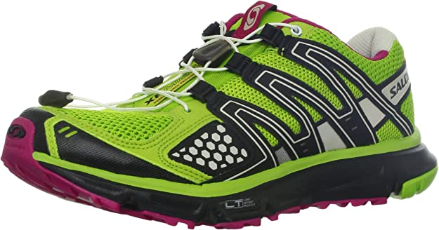 Salomon XR Mission Sportive Sneakers, Celadon/Papaya de B/GR, Color, Talla 42 EU: Amazon.es: Zapatos y complementos