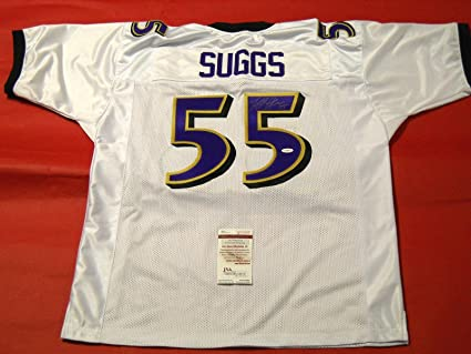 Terrell Suggs NFL Jersey