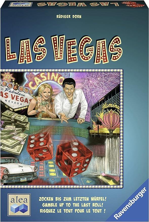 Ravensburger Alea 269389 Las Vegas - Juego de Mesa sobre Casino de ...