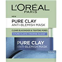 L'OREAL PARIS Pure Clay Marine Algae Antiblemish Mask