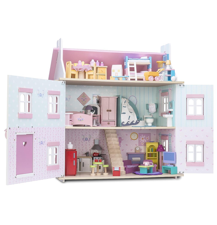 Le Toy Van – Casa de muñecas con Muebles de la h104s Sophie