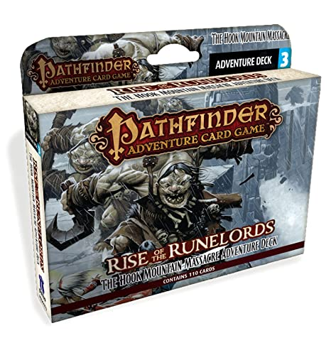Amazon Com Pathfinder Adventure Card Game Rise Of The Runelords
