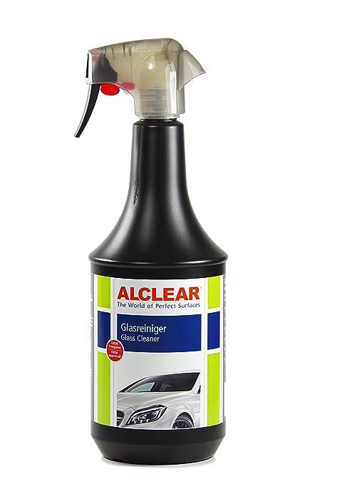 2 opinioni per ALCLEAR Detergente per vetri dell'auto ad azione profonda con effetto perlato,