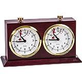 Reloj de ajedrez - BHB Special Exclusive - Caoba - Chess Clock