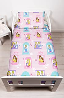 Childrens Cot Bed Junior Toddler Duvet Cover And Pillowcase Sets