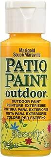 product image for DecoArt 3697-012 Patio Paint 2-Ounce Marigold Acrylic Paint