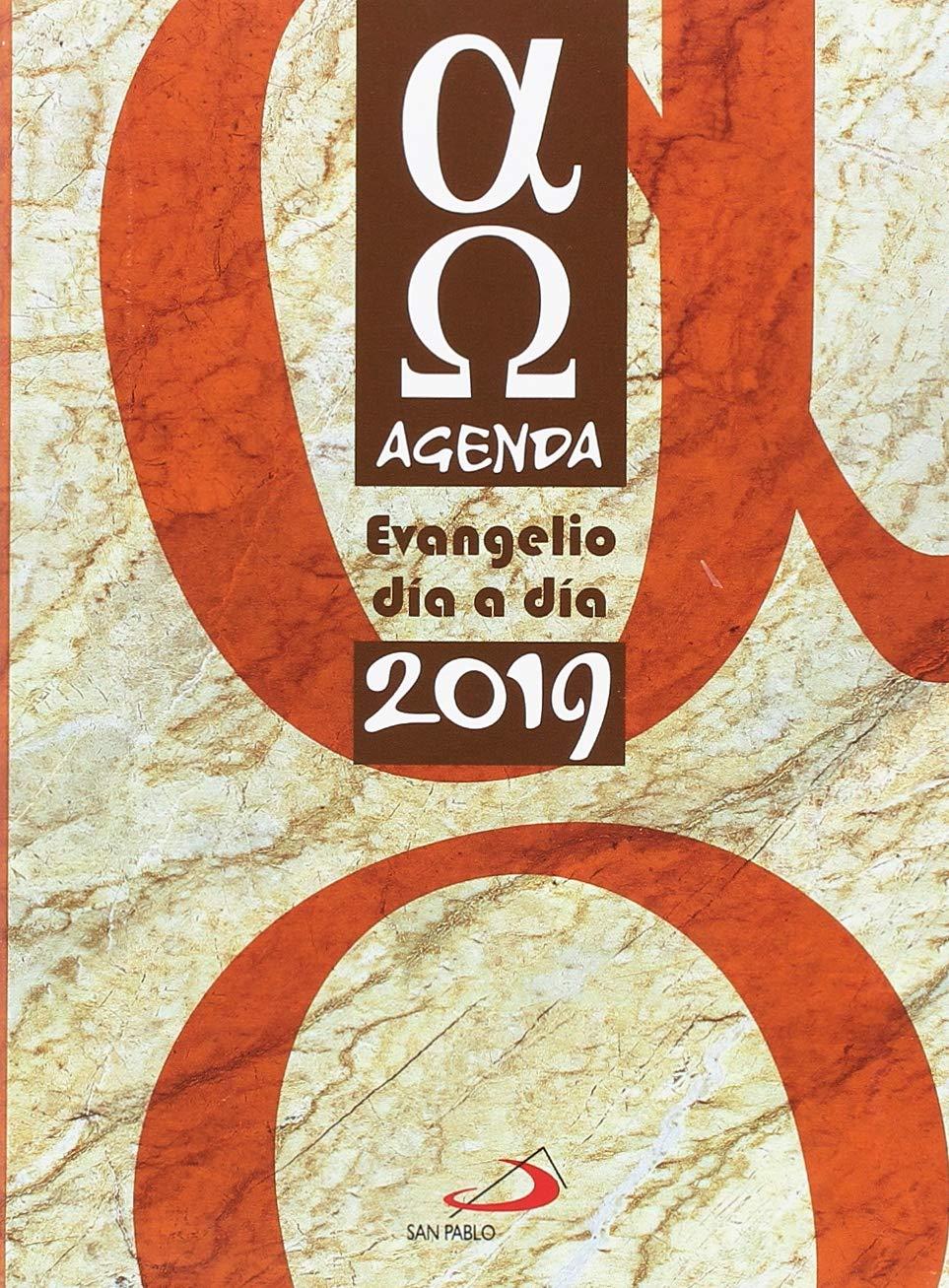 Agenda Evangelio día a día 2019 Calendarios y agendas ...