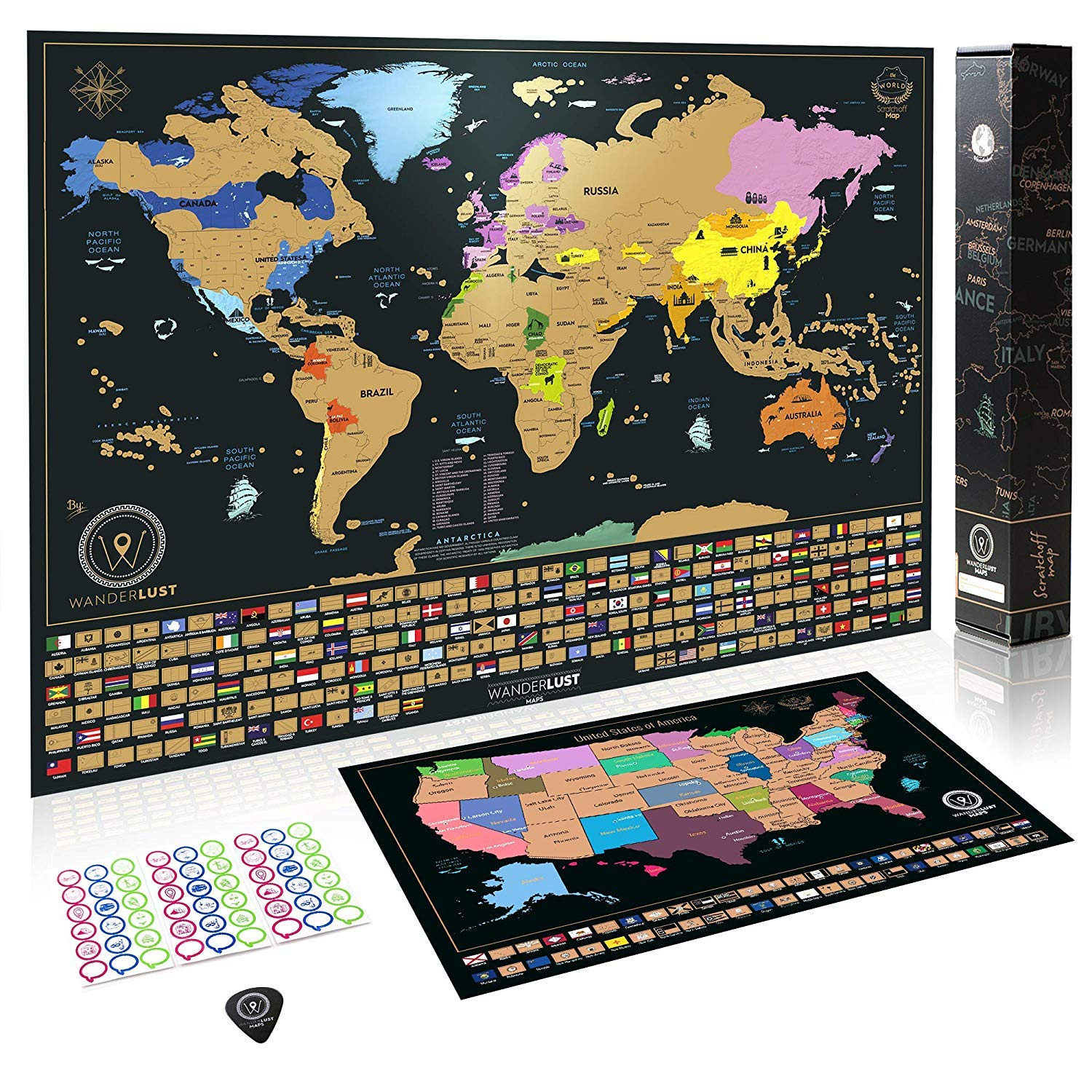 Top 10 Best World Map for Kids Reviews in 2020 9