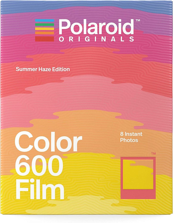 Polaroid Color 600 Sofortbildfilm Summer Haze: Amazon.es: Electrónica
