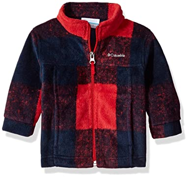 e5df03b4e8ae Amazon.com  Columbia Baby Boys  Zing III Fleece Jacket  Clothing