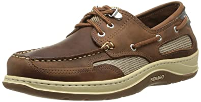 eb5f50e793d Sebago Clovehitch II, Men Boat Shoes, Brown (Walnut Leather), 9 UK ...