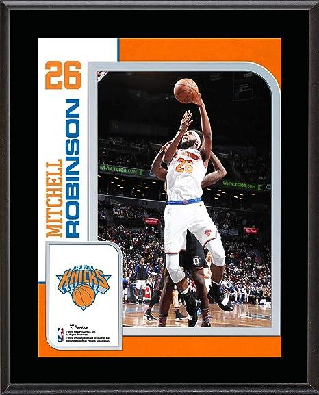 buy online c381a 9680f Mitchell Robinson New York Knicks 10.5
