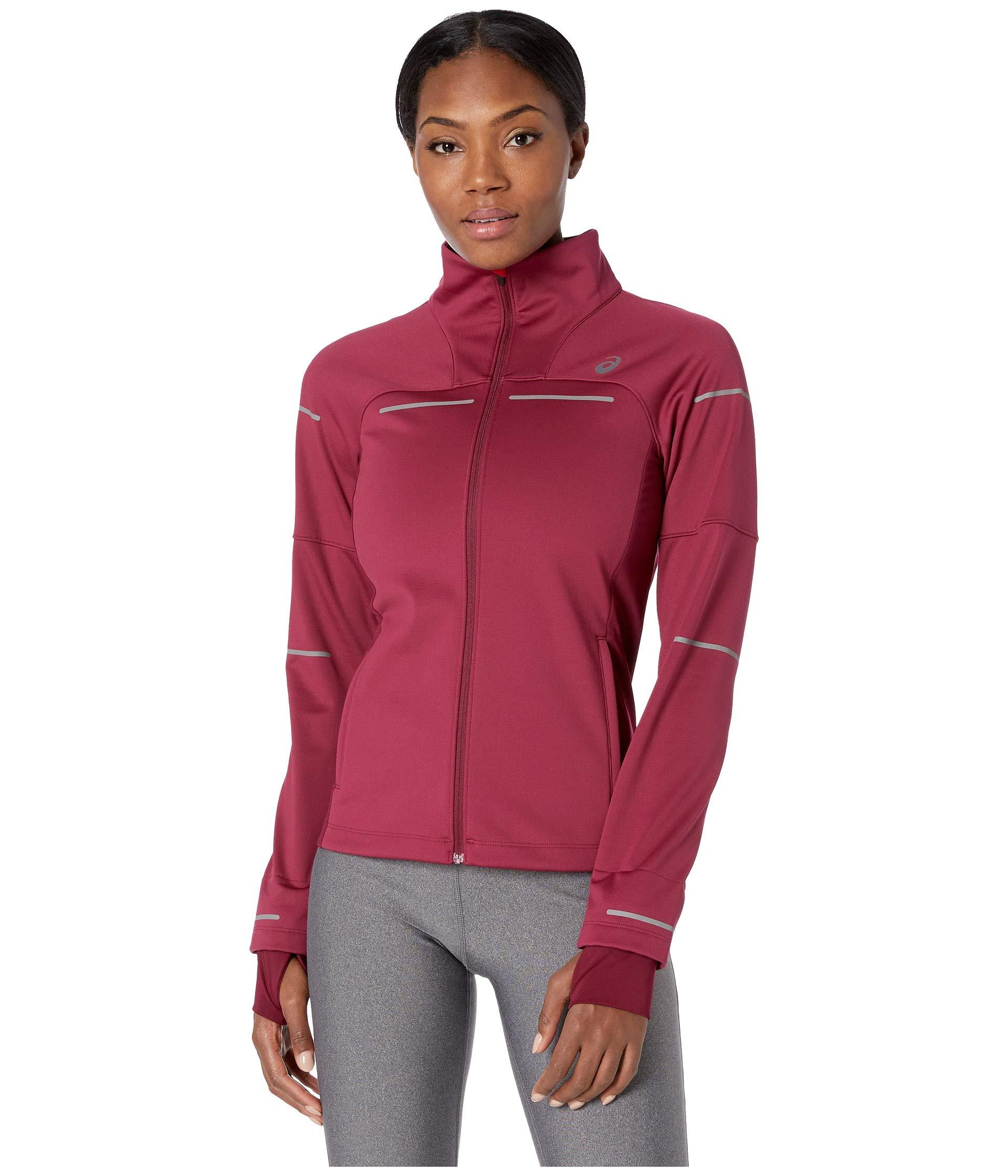 ASICS Lite-Show Winter Jacket, X-Small, Cordvan