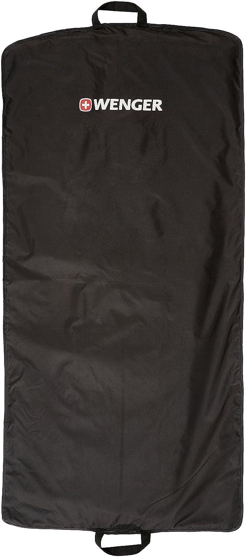 Unisex Wenger Noir Schwarz WE6080GY - 18 cm Organiseur de bagage