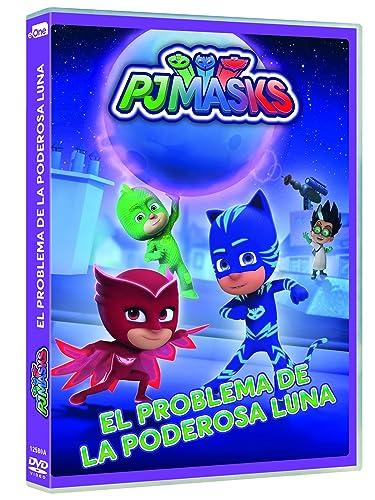 PJ Masks: el problema de la poderosa luna [DVD]: Amazon.es ...