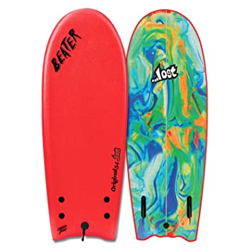 Catch Surf Tabla de surf unisex con doble aleta, 46, ...