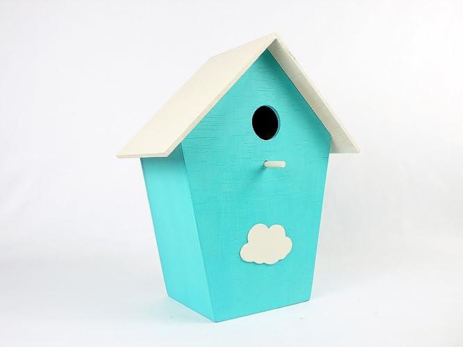 Luz nocturna para niños | Lámpara – casita de pájaros