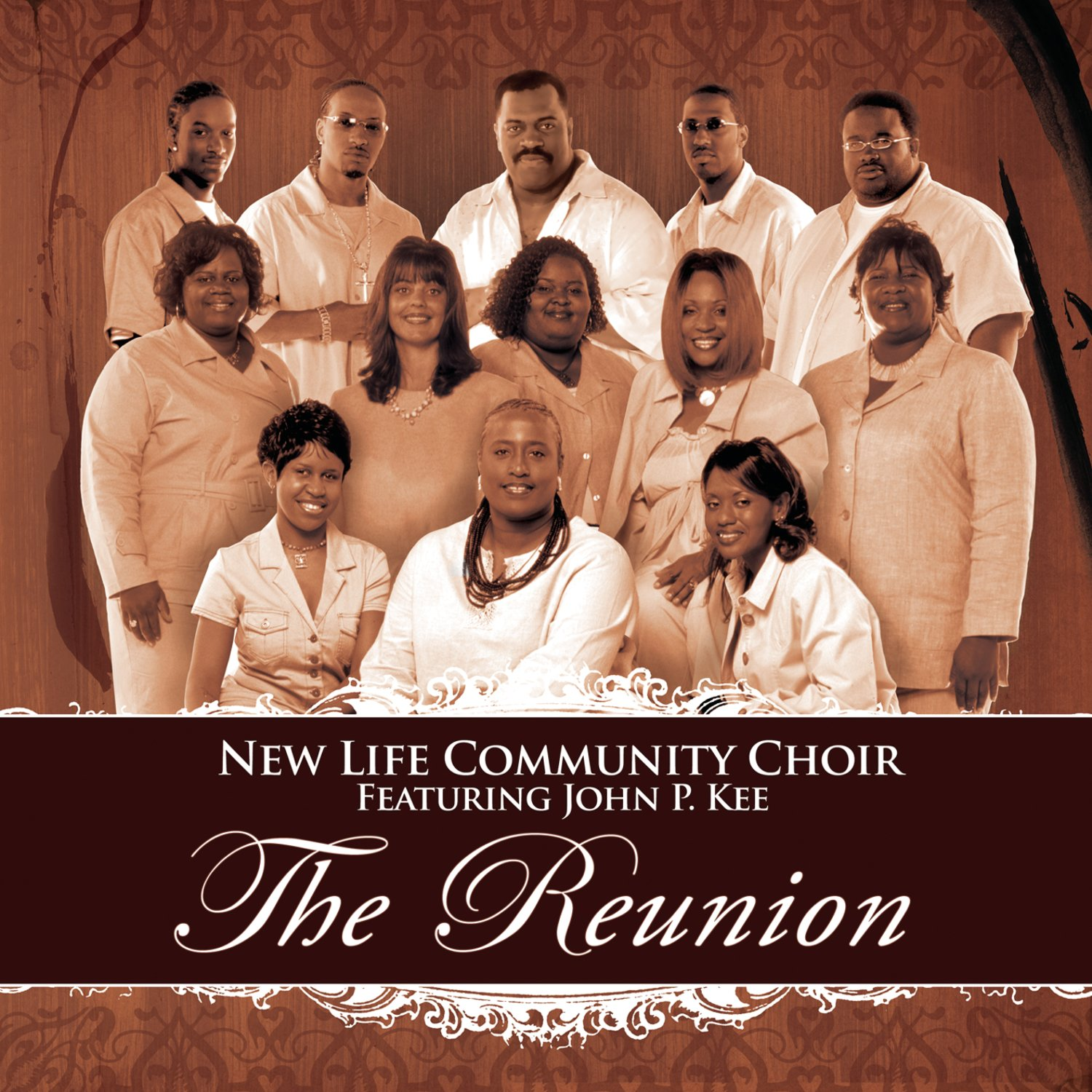 The Reunion by Sony Legacy
