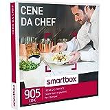SMARTBOX - Cofanetto Regalo - CENE DA CHEF - 332 ristoranti, 90 selezionati nella guida MICHELIN