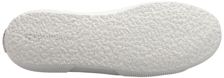 Superga Women's 2750 Fglycrau Sneaker B073ZPRMJL 39.5 M EU (8.5 US)|White