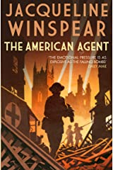 The American Agent: A compelling wartime mystery (Maisie Dobbs Book 15) Kindle Edition
