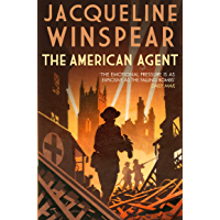 The American Agent: A compelling wartime mystery (Maisie Dobbs Book 15)