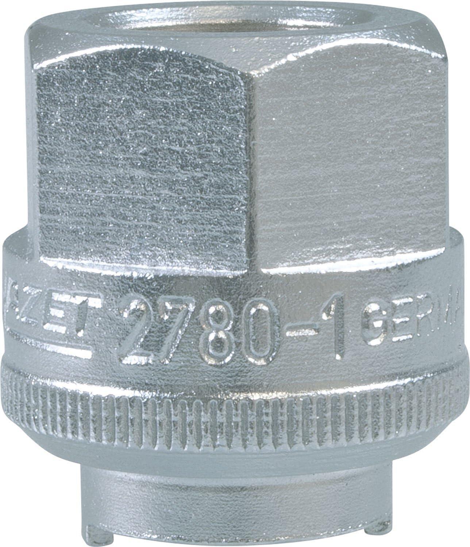 Hazet 2593-4 Sto/ßd/ämpfer-Zapfenschl/üssel