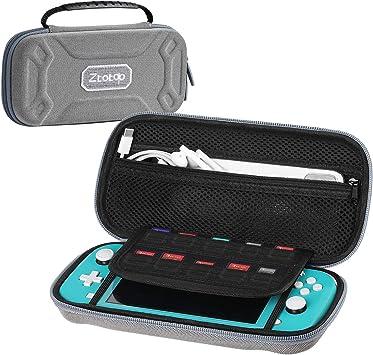 Ztotops Funda para Nintendo Switch Lite, Cover Protectora Portátil ...