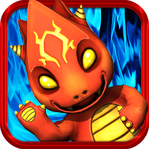 FELIX FIRE DRAGON - How Little Fire Dragons Train