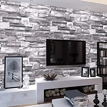 Multiware 3d Patterned Wallpaper Wall Paper Rolls Design Tv