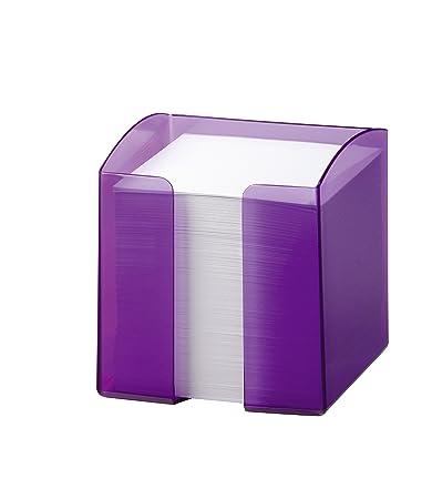 Durable 1701682992 Zettelkasten Trend transluzent lila