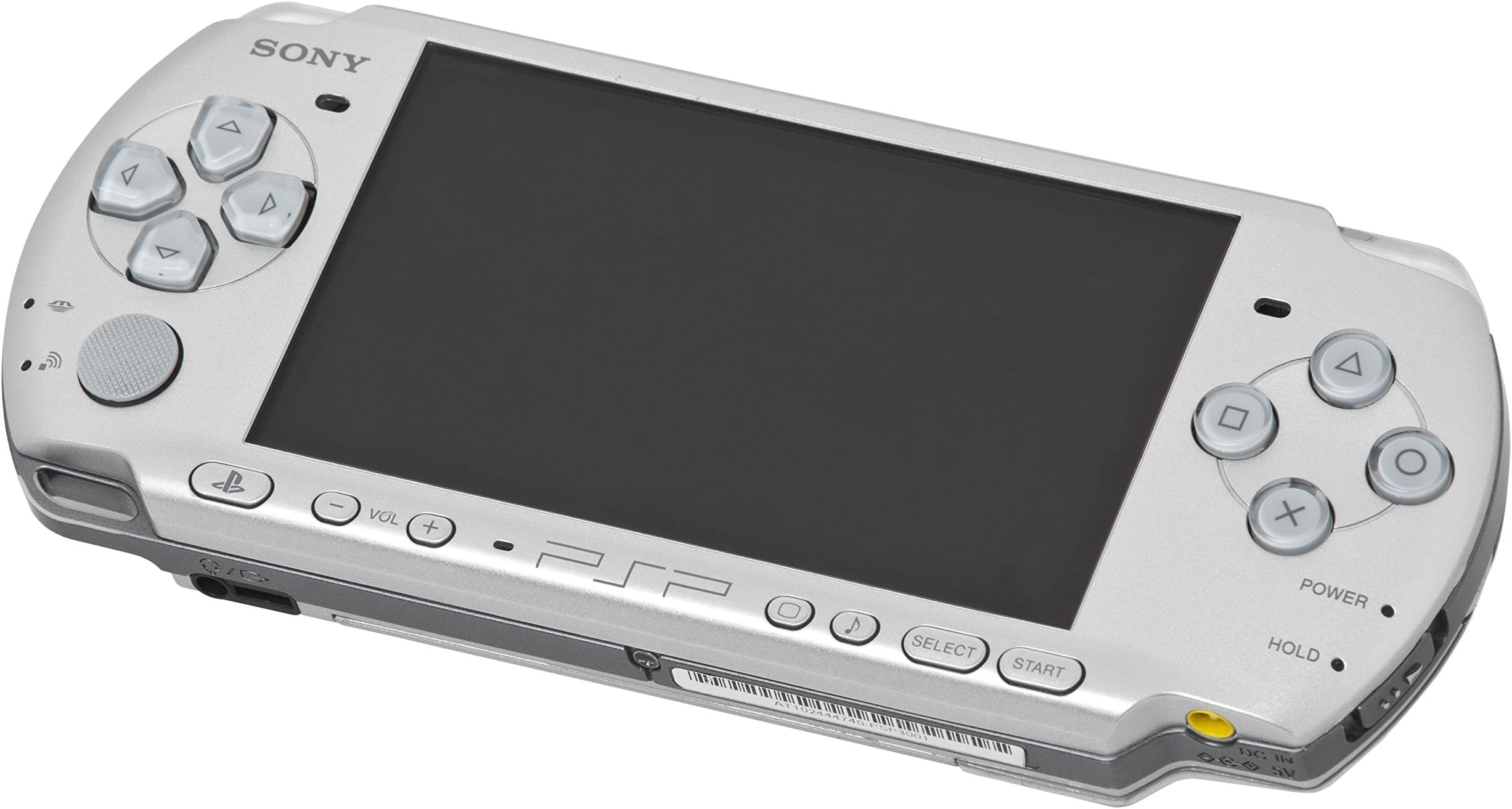 Amazon.com: PlayStation Portable 3000 System - Mystic Silver ...