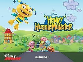 Henry Hugglemonster Season 1 - Volume 1