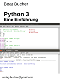 Python 3 Eine Einführung (German Edition)