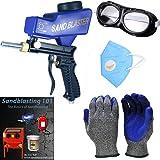 Portable Sandblaster Gun & Soda