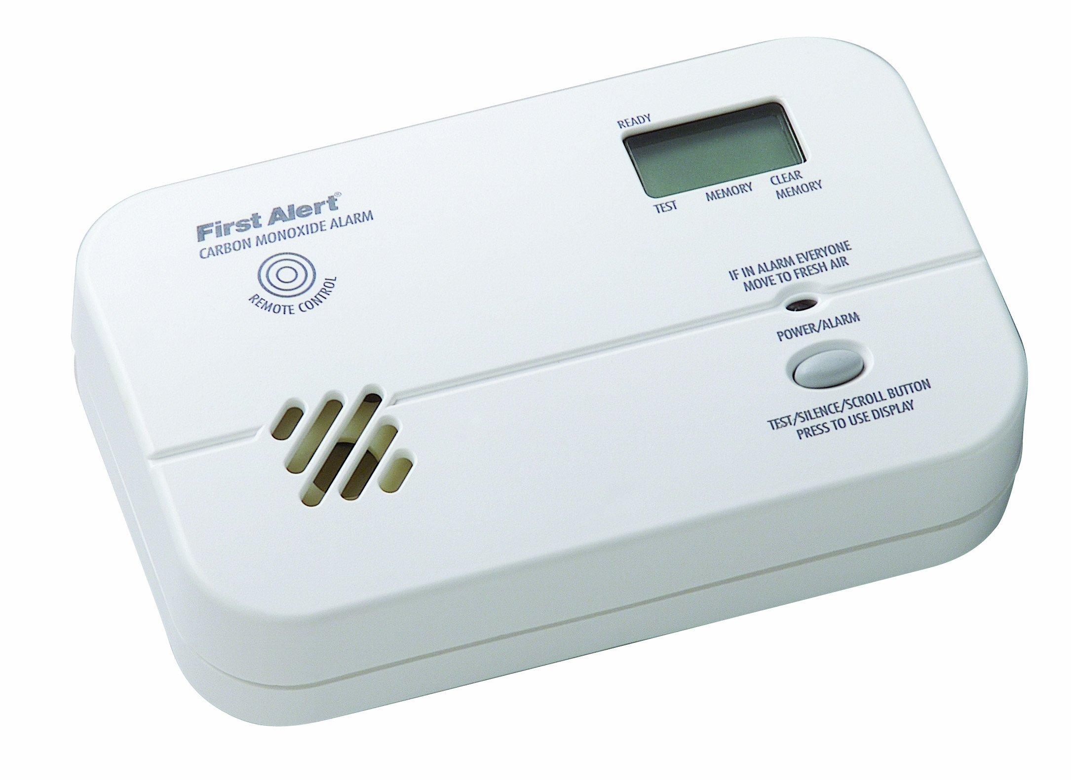 First Alert FCD4CN-3 Battery Powered Carbon Monoxide Alarm by First Alert (Image #1)