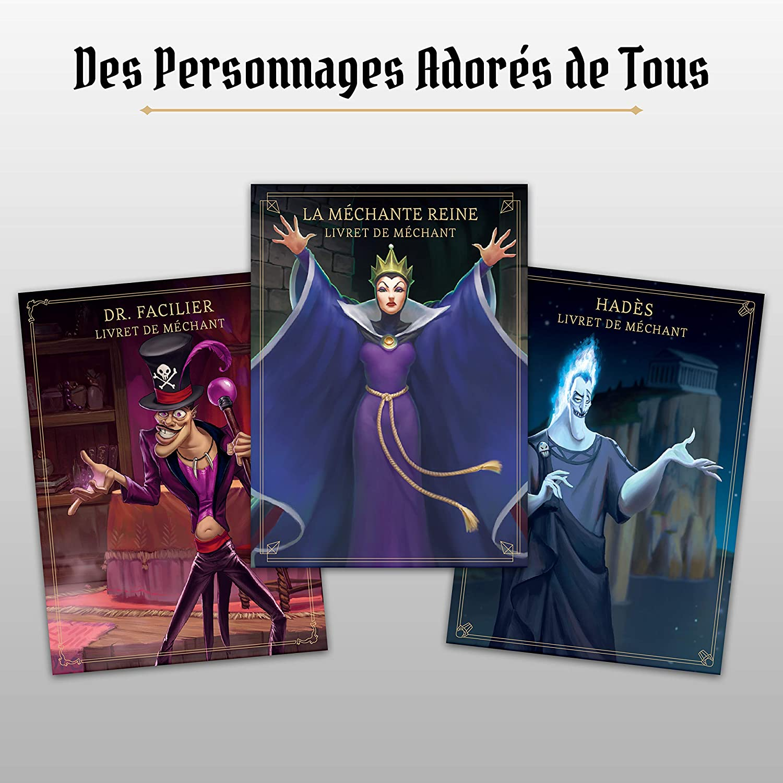 Ravensburger 26297 Disney Villainous - Extensión 1- malvais hasta el hueso: Amazon.es: Juguetes y juegos