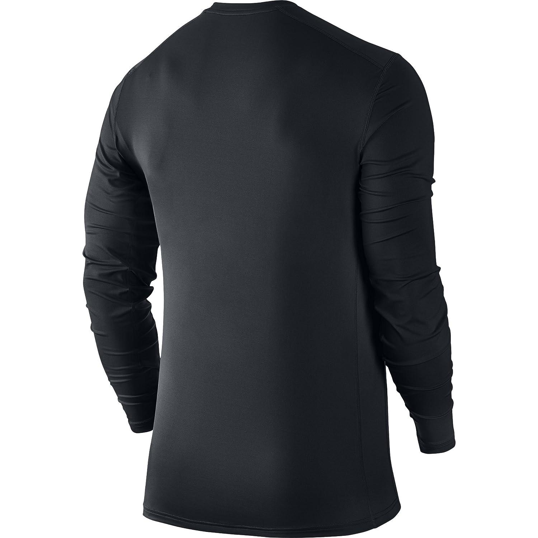 d86e9c84 Amazon.com: NIKE Men's Base Layer Long Sleeve Training Top: Clothing